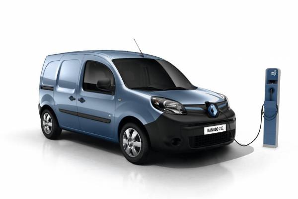Renault Kangoo ZE Elektrotransporter