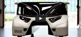 Stella Lux Solarauto für die World Solar Challenge 2015