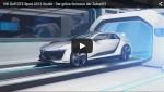 Video: VW Golf GTE Sport - Plug-In Hybrid Studie