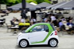 smart fortwo electric drive im eMERGE Praxistest