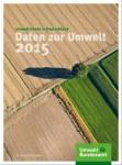 Daten zur Umwelt 2015