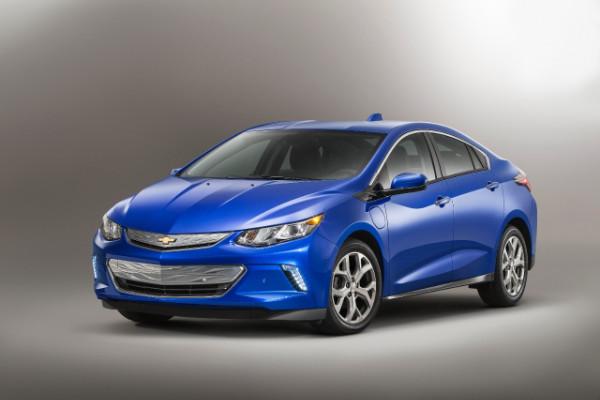 Neuer 2016 Chevrolet Volt