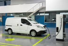 Für RWE-Marktpartner: Attraktives Angebot für den Nissan e-NV200