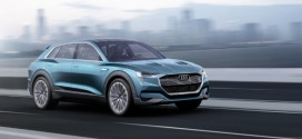 Audi e-tron quattro concept: SUV mit Elektroantrieb und 500 km Reichweite