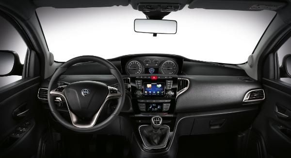 Lancia New Ypsilon - Innenraum