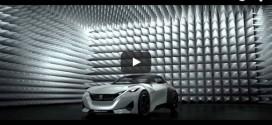 Teaser zum Peugeot Fractal – Extravagantes Cabrio mit Elektroantrieb