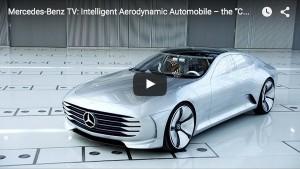 Concept IAA von Mercedes-Benz: Ein wandlungsfähiges Coupé