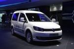 Volkswagen Caddy mit Dieselmotor auf der IAA 2013