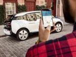 DriveNow BMW i3 und App