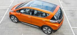 Ohne Elektronikunternehmen geht es nicht: GM und LG entwickeln den Chevrolet Bolt EV