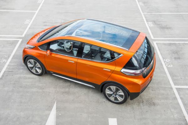 Elektroauto Chevrolet Bolt