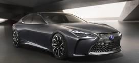 Schön, schöner, Lexus LF-FC Concept Car
