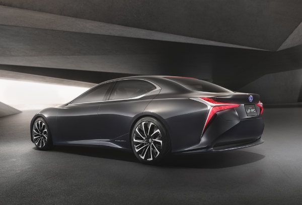Lexus LF-FC Concept-Car