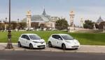 Renault Zoe und Nissan Leaf für COP21