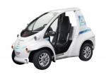 Toyota COMS - Mini-Elektroauto