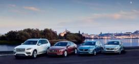 Volvo plant mehr Modelle mit Plug-in-Hybridantrieb sowie ein Elektroauto