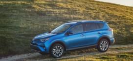 Toyota RAV4 Hybrid ist das achte Hybridauto der Marke – in den USA