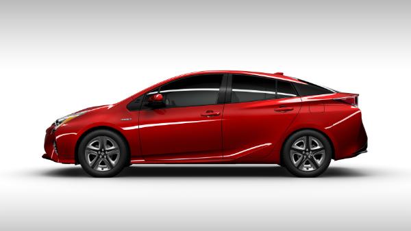 2016er Toyota Prius