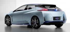 Nissan IDS Concept: Intelligentes Auto mit Elektroantrieb