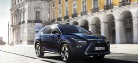 Neuer Lexus RX erzielt fünf Sterne im Euro NCAP Crash Test