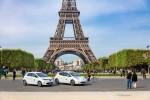 Renault-Nissan Elektroautos bei COP21 in Paris im Einsatz