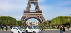 175.000 Kilometer sind die Renault-Nissan E-Autos beim COP 21 Klimagipfel gefahren
