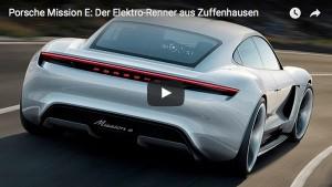 Vorstellung des Porsche Mission E