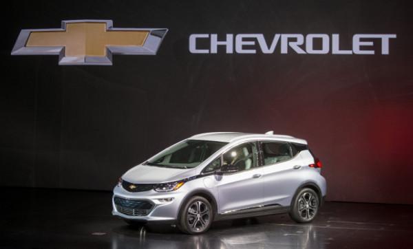 2017er Chevrolet Bolt EV
