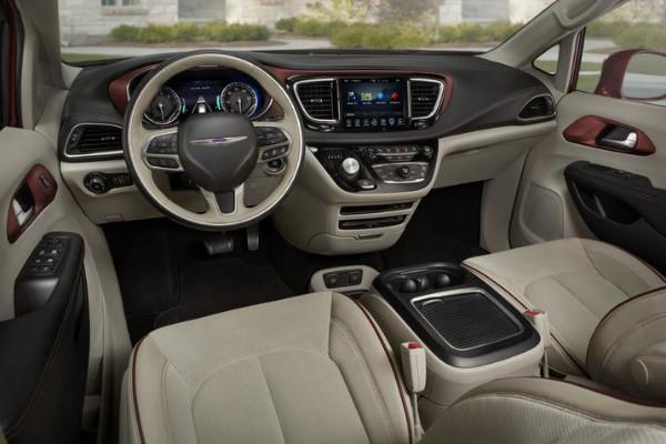 Chrysler Pacifica Hybrid - Innenraum