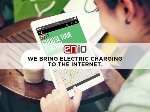 ENIO - Ladestationen online finden