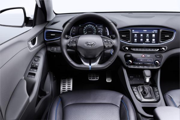 Hyundai IONIQ - Innenraum