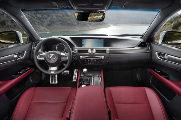 Lexus GS 2016 - Innenraum