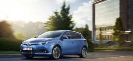 Neuer Rekord: Toyota und Lexus verkauft 2015 in Europa 209.000 Hybrid-Pkw