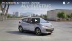 Video: Trailer zum Chevrolet Bolt