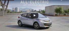 Offizieller Trailer zum Chevrolet Bolt Elektroauto