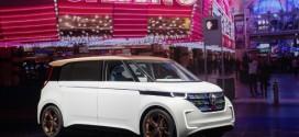 Volkswagen BUDD-e: Elektroauto-Studie mit über 500 km Reichweite