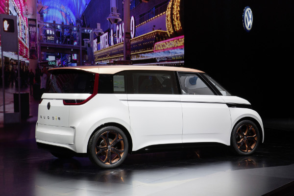 Volkswagen BUDD-e Elektroauto