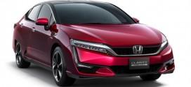 Honda startet in Japan mit dem Verkauf des Clarity Fuel Cell
