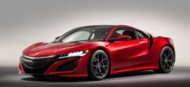 Honda NSX Hybrid-Supersportwagen kommt ab 180.000 Euro nach Europa