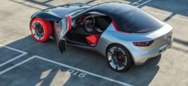 Opel GT Concept: Ein Kunstwerk von einem kleinen Sportwagen