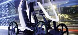 Bio-Hybrid von Schaeffler: Ein Mix aus Pedelec und Elektroauto