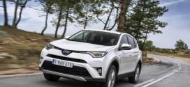 Toyota Absatz legt in Deutschland dank RAV4 Hybrid und neuem Auris zu