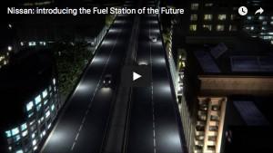Ausblick in die Zukunft: Nissan's Welt der Elektromobilität