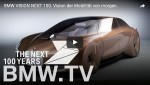 Video: BMW Vision Next 100