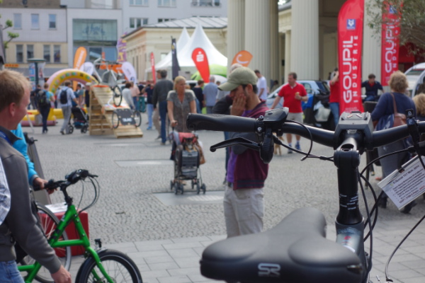 Aachen goes electro - 2015