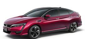 Honda Clarity kommt auch als Elektroauto und Plug-In Hybrid