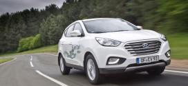 Hyundai ix35 Fuel Cell: Einziges käufliches und bei allen Händlern bestellbares Wasserstoffauto