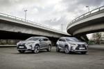 Lexus RX und Lexus NX - Erfolgsmodelle