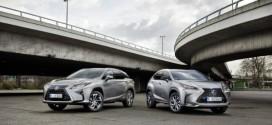 Lexus feiert Erfolge und das millionste ausgelieferte Hybridfahrzeug