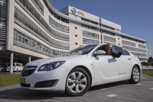 Opel Insignia 1.6 CDTI ecoFLEX